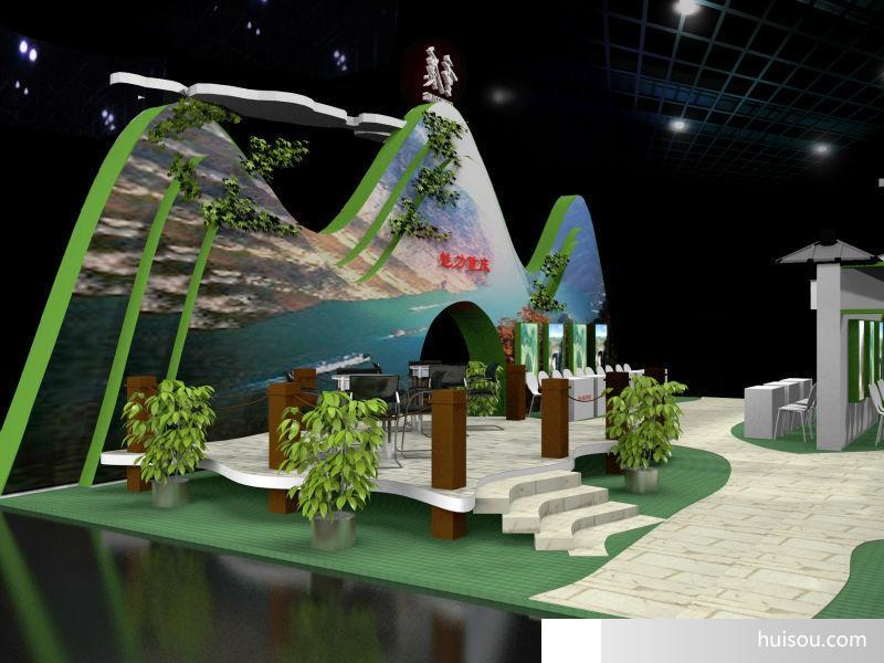 昆明会议会务背景板制作|展示展览设计制作|展