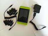 iphone4S外置电池、太阳能充电器、后备电源