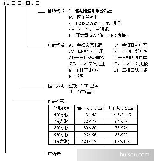 单相功率因数检测电路图