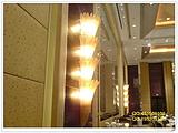 酒店大堂云石灯|透光石壁灯|中式古典云石壁灯|非标工程云石壁灯