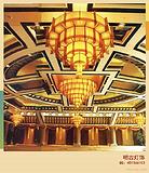 酒店大堂灯具|中式云石工程灯|品牌大型工程灯具|别墅工程灯定制