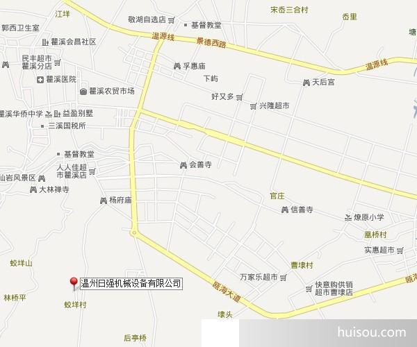 公司地图 联系方式 联系地址:浙江省温州市瞿溪镇蛟垟路大坑巷3号