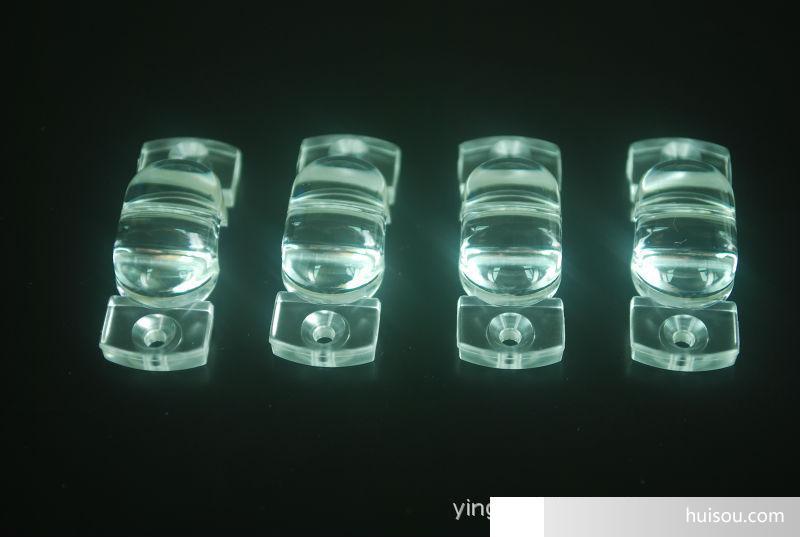 供应led路灯透镜/花生米透镜/led隧道灯透镜/大功率led透镜