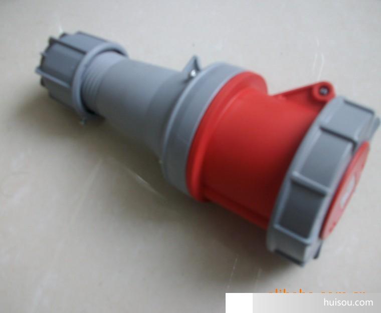 63a三相五线连接器iec309插座cee工业防水插座