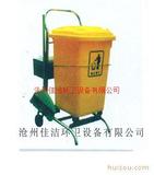 垃圾收集车挂车桶240升塑料垃圾桶