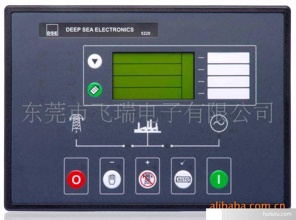 简单的控制按钮操作 模块的操作通过面板的按钮来