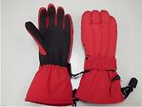 供应USB发热手套/USB发热针织手套/户外发热滑雪手套