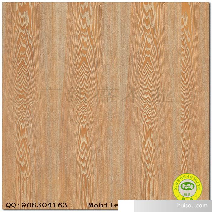板材价格_【广新盛】碳化实木木皮贴面拉丝饰面板