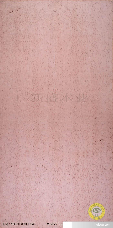 【广新盛】天然枫木雀眼原木木皮饰