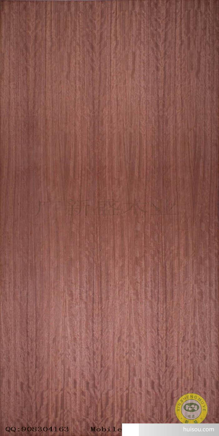 【广新盛】天然红木/花梨木有影直纹原木木皮饰面板