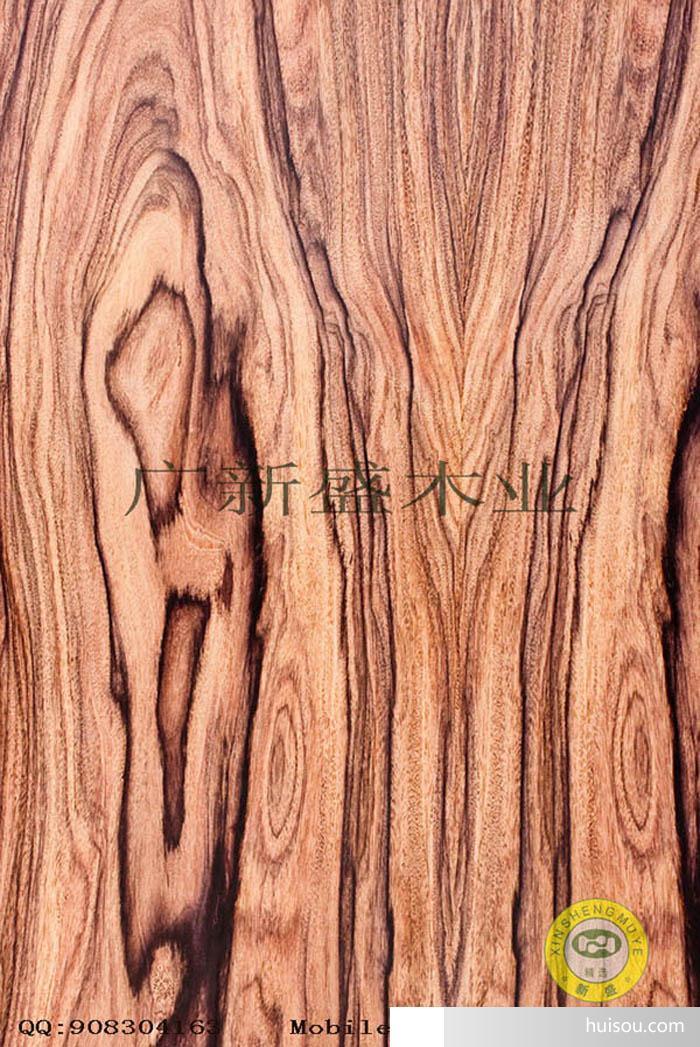 【广新盛】天然酸枝树根纹饰面板木皮贴面板