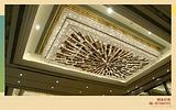 工程灯具,非标灯具,酒店灯具,酒店客房灯具,酒店大堂灯,酒店大堂水晶灯,酒店水晶蜡烛灯