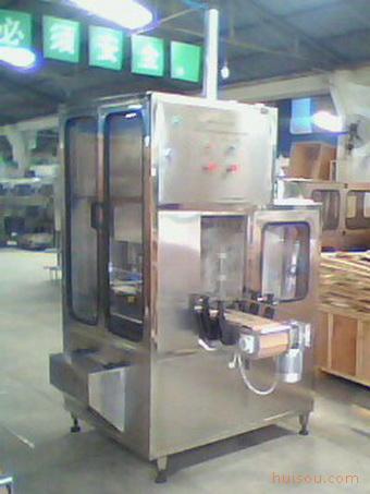 全自动内外洗桶机桶装水设备桶装水灌装机