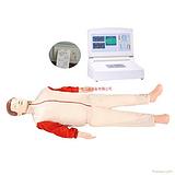 触电急救训练模拟人,电力急救培训模型