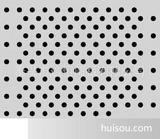 提供直排圆孔筛板,梅花排列冲孔板