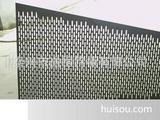 锰钢板筛板,金属冲孔板