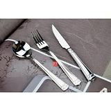 皇朝 公爵 皇冠系列不锈钢西餐刀叉 R002  银貂餐具厂