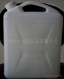 供应10L塑料桶,PE材质,食用级斜试提手