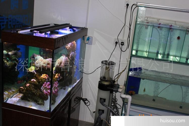 大功率led水族灯 led海缸灯 海水鱼专用灯 喜浪led水