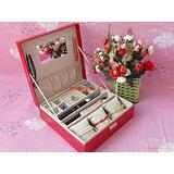 厂家供应化妆箱 化妆盒 PU化妆箱