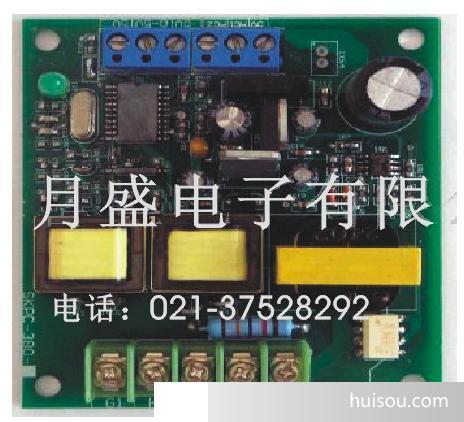 单向交流电机可控硅驱动电路图