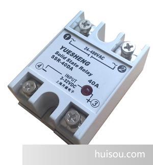 单相固态继电器25a,ssr-25da,交流固态继电器,小型继电器