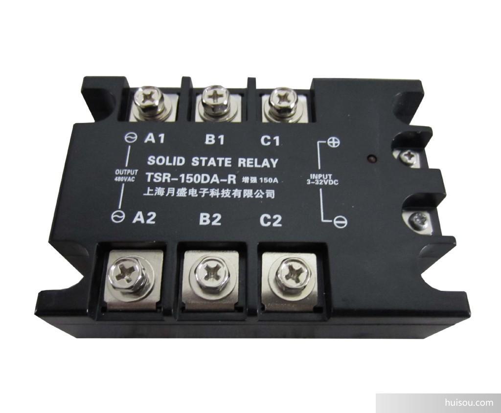 三相固态继电器tsr-150da-r质量三包==上海月盛电子