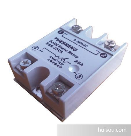 固态调压器的接线方法