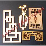 竹木制品激光切割镂空打标刻字加工