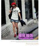 春季最便宜女装T恤批发2012最热销最好看的T恤批发最流行T恤批发