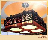 酒店别墅酒楼古典中式吊灯