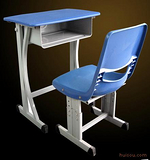 健康课桌椅 学生课桌椅 抗菌课桌椅