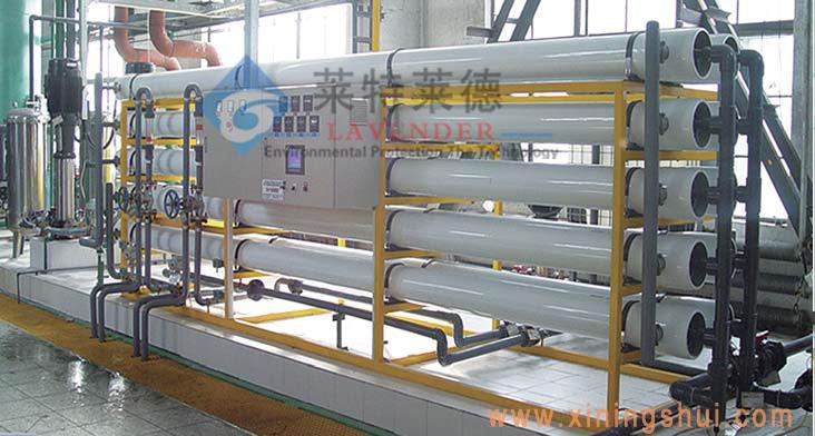 西宁集成电路反渗透装置, 西宁电子新材料生产纯净水设备,西宁医药