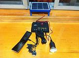便携式太阳能照明组件