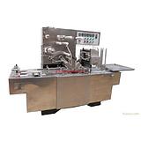 豪运牌168型透明膜三维包装机