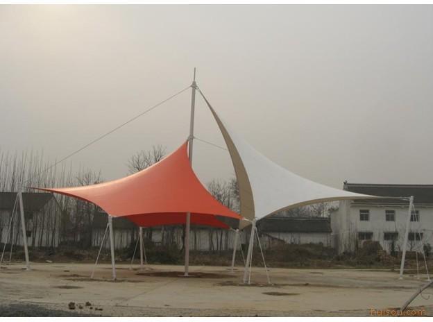 供应浙江钢结构,膜结构 宁波钢结构,膜结构 膜结构园林景观1