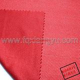 供应防水鞋用涤纶大红色大BK布