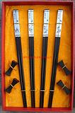 红木筷子,红木礼品筷,红木工艺筷