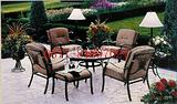 铸铝家具,美式座椅,户外用品