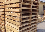硬杂木托盘