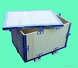 无钉箱钢带箱