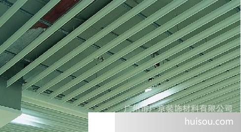 吊顶材料 价格 供应 图书馆吊顶 专用防火百叶天