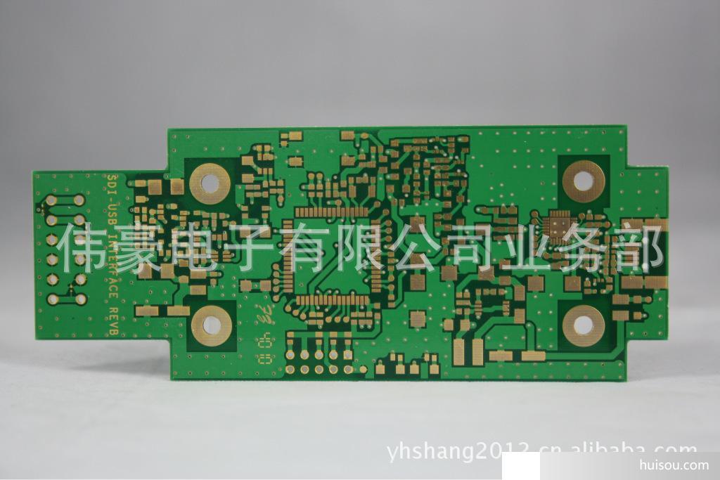 厂家低价直销单面电路板线路板pcb