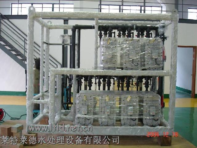 沈阳集成电路块超纯水设备