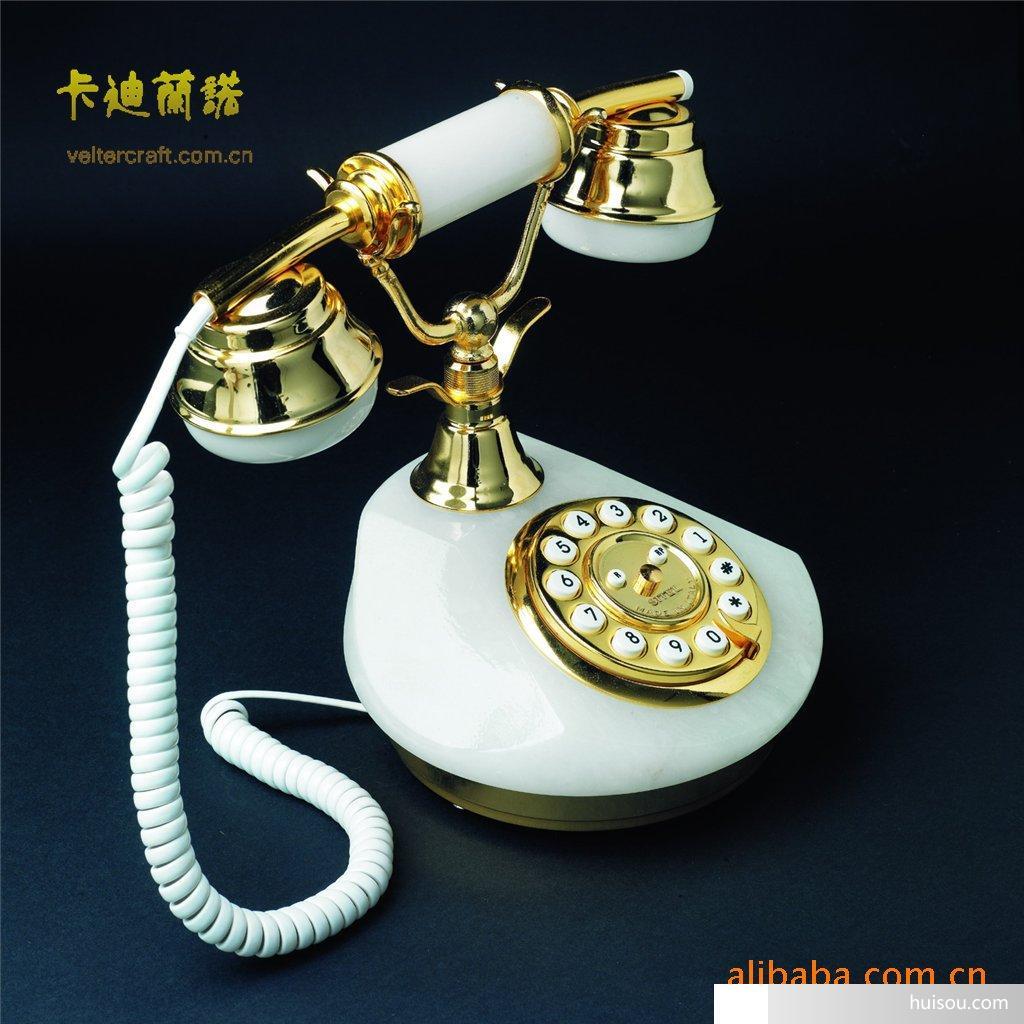 固定电话价格_供应简欧风格工艺品|复古电话机|拨号
