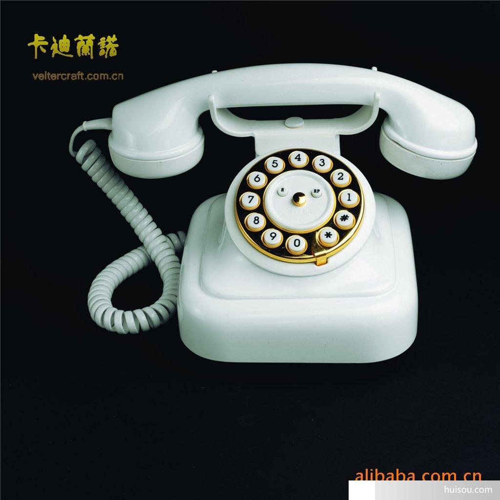 供应高档欧式古典 工艺电话 复古电话机