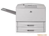 惠普(HP)LaserJet 9050N A3宽幅黑白激光打印机