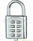 八位 按键 锌合金 密码挂锁(110358)