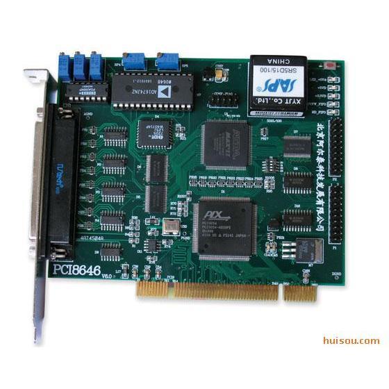 阿尔泰科技数据采集器pci8646
