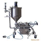 豆瓣酱灌装机 哈尔滨颗粒浆状灌装机